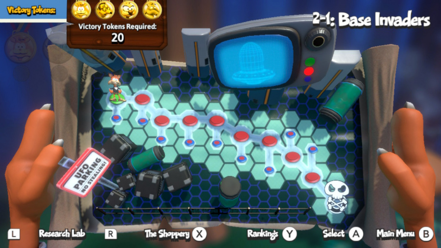 Bubsy: Paws On Fire! Review - Screenshot 3 of 6