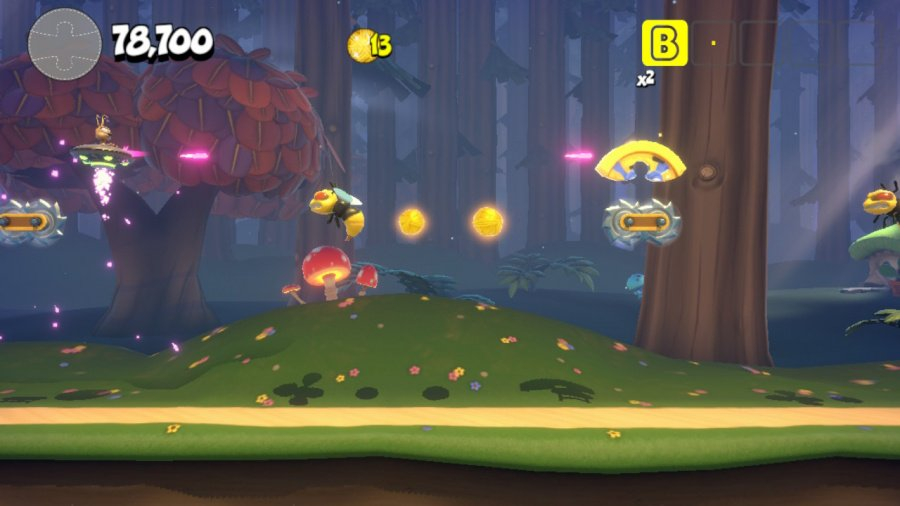Bubsy: Paws On Fire! Review - Screenshot 1 of 6