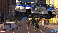 The Incredible Hulk Screenshot