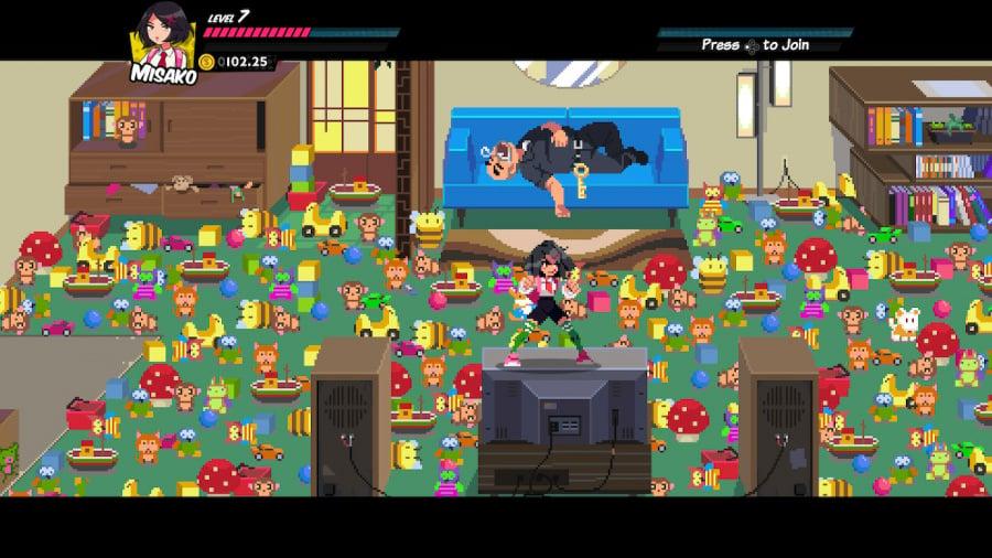 River City Girls Review - Screenshot 5 of 8