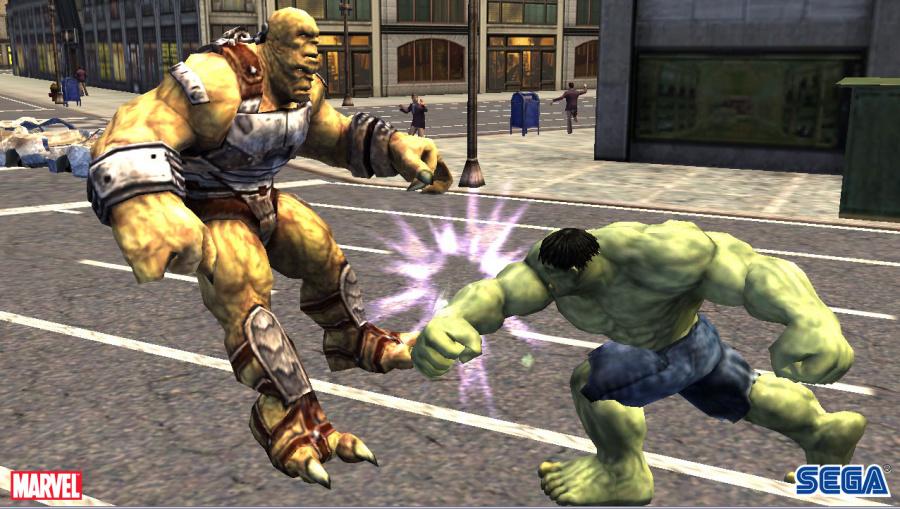 The Incredible Hulk Review - Screenshot 1 of 3