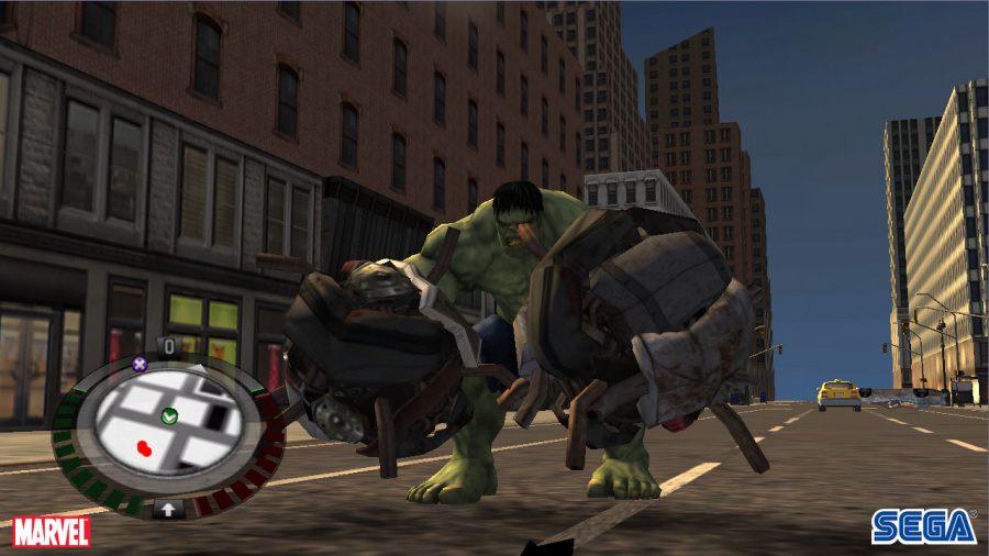 The Incredible Hulk Review - Screenshot 4 of 4