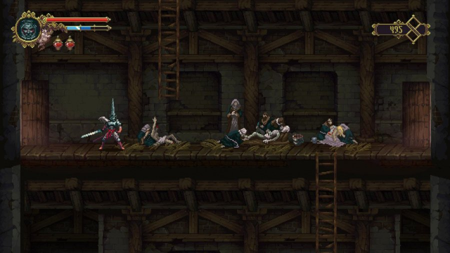 Blasphemous Review - Screenshot 3 of 7
