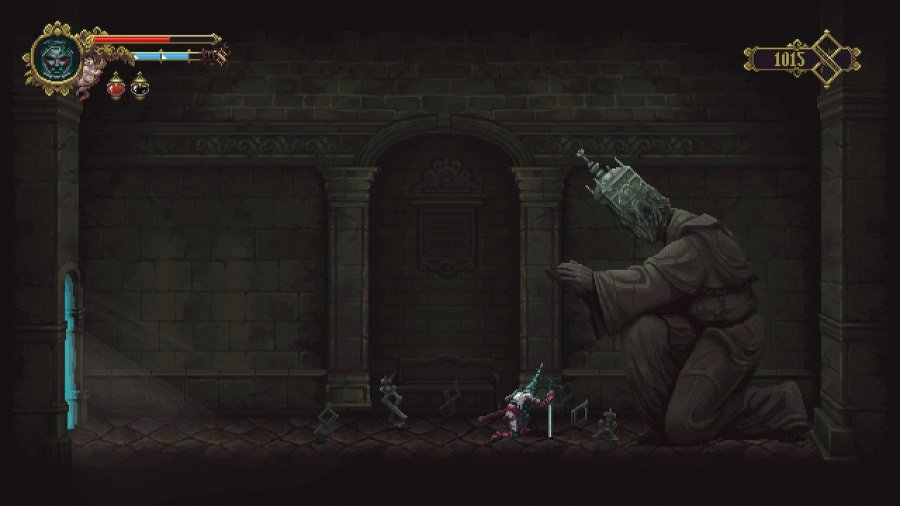 Blasphemous Review - Screenshot 7 of 7