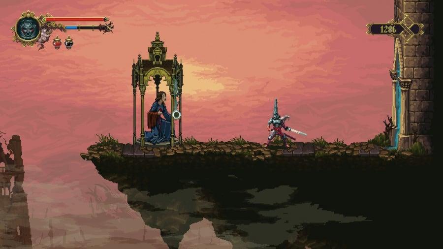 Blasphemous Review - Screenshot 2 of 7