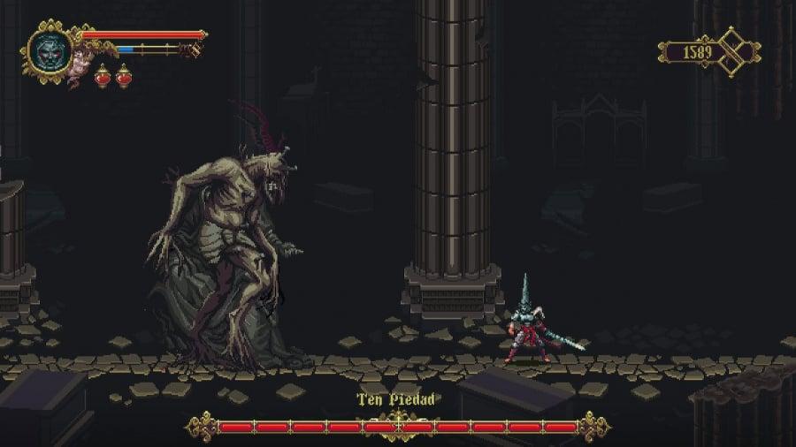Blasphemous Review - Screenshot 5 of 7