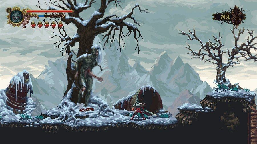 Blasphemous Review - Screenshot 4 of 7