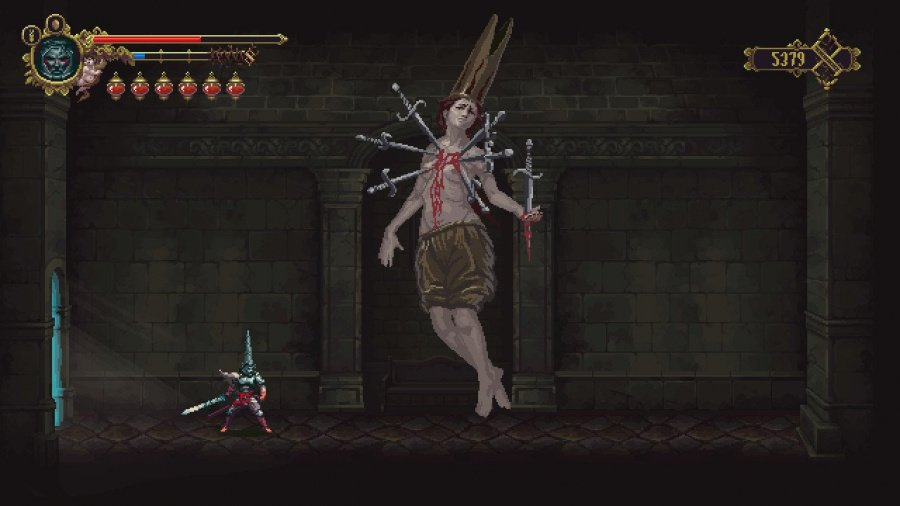 Blasphemous Review - Screenshot 5 of 7