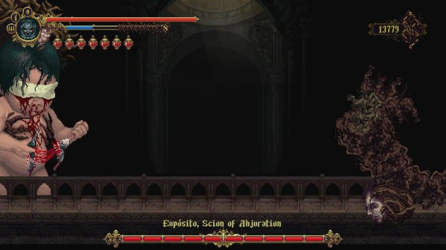 Blasphemous Review - Screenshot 1 of 7