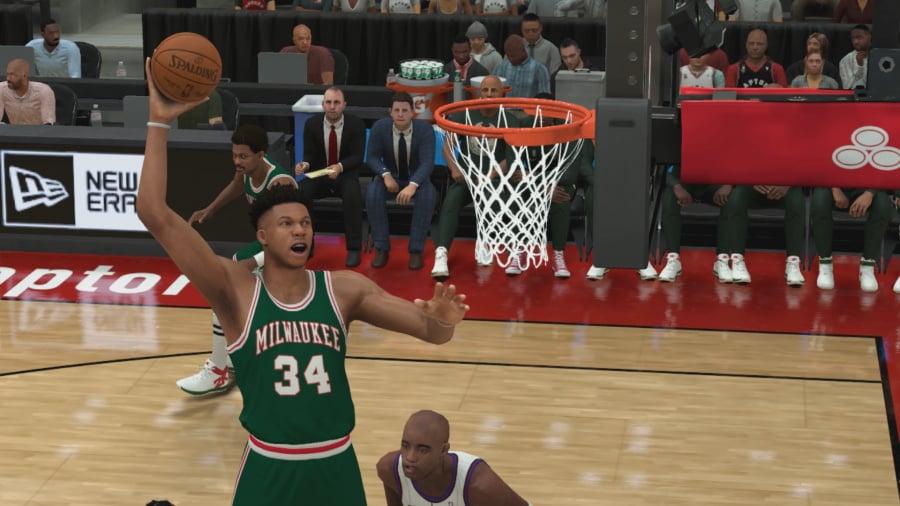 NBA 2K20 Review - Screenshot 5 of 7
