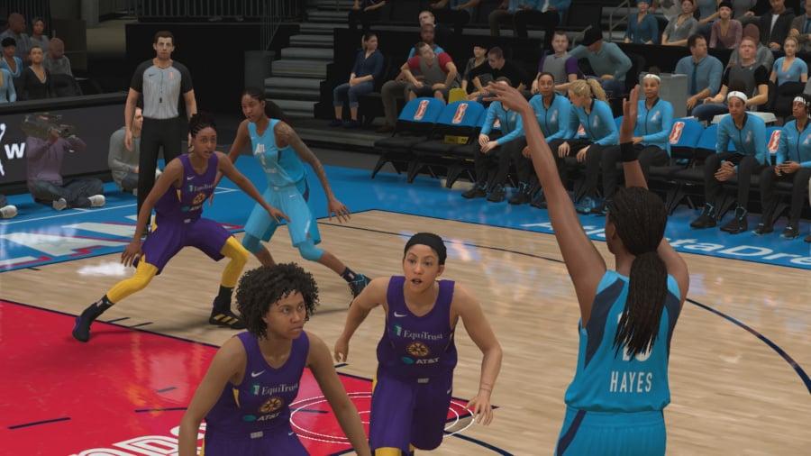 NBA 2K20 Review - Screenshot 4 of 7
