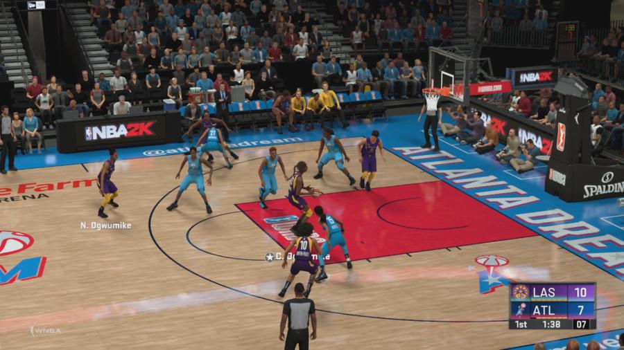 NBA 2K20 Review - Screenshot 6 of 7
