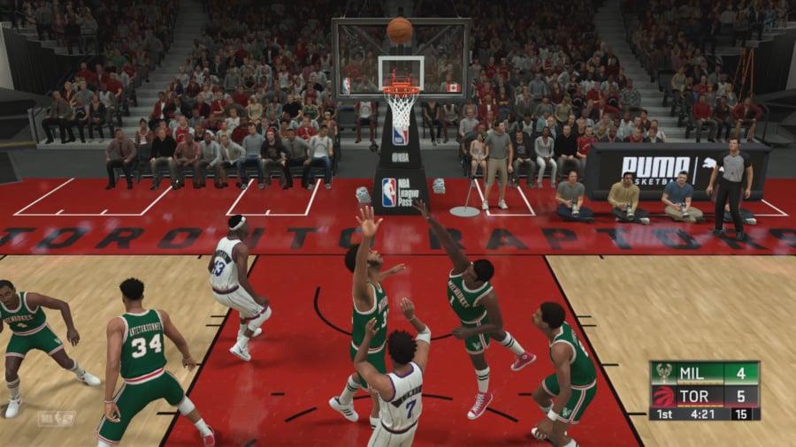 NBA 2K20 Review - Screenshot 1 of 7