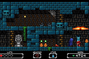 Sydney Hunter and the Curse of the Mayan Screenshot