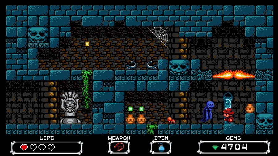 Sydney Hunter and the Curse of the Mayan Review - Screenshot 1 of 7