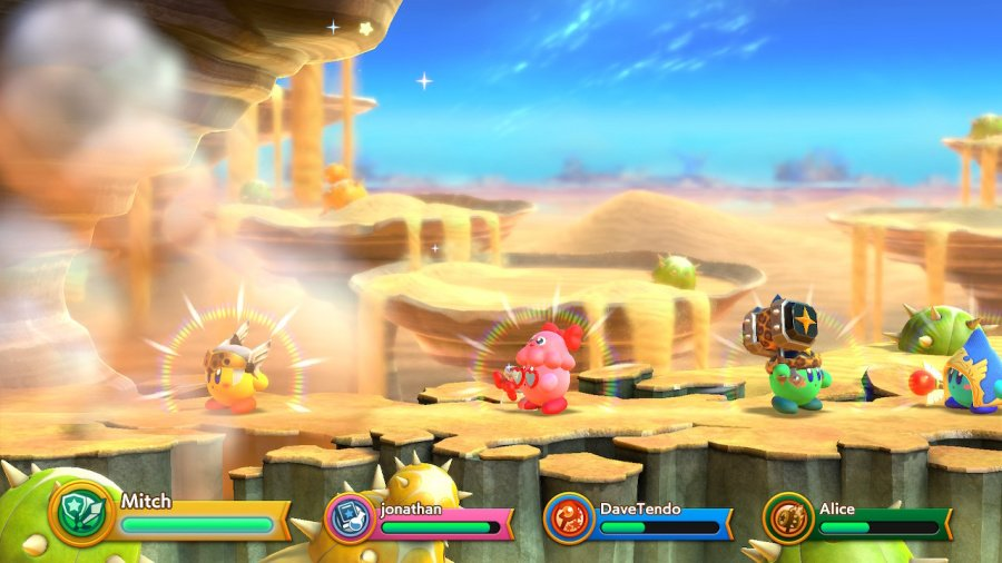 Super Kirby Clash Review - Screenshot 2 of 8
