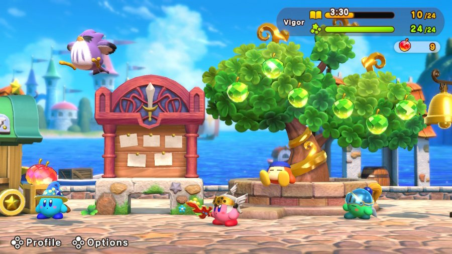 Super Kirby Clash Review - Screenshot 6 of 8