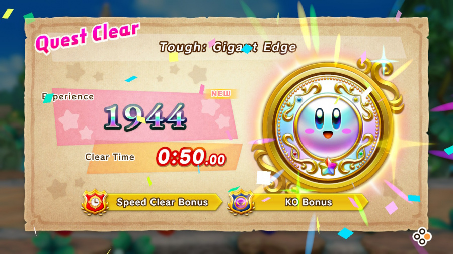 Super Kirby Clash Review - Screenshot 1 of 8
