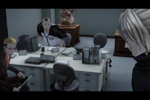 AI: The Somnium Files Screenshot