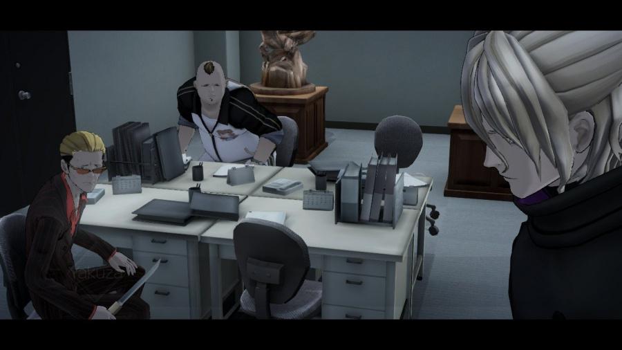AI: The Somnium Files Review - Screenshot 5 of 7