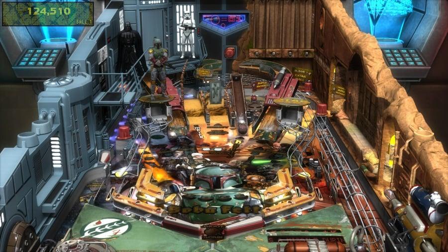 Star Wars Pinball Review - Screenshot 1 of 4