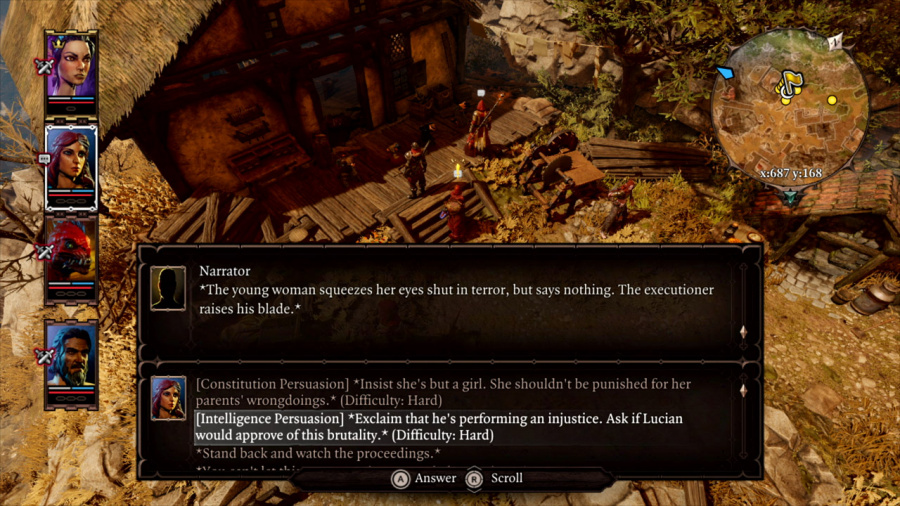 Divinity: Original Sin 2 - Definitive Edition Review - Screenshot 2 of 5