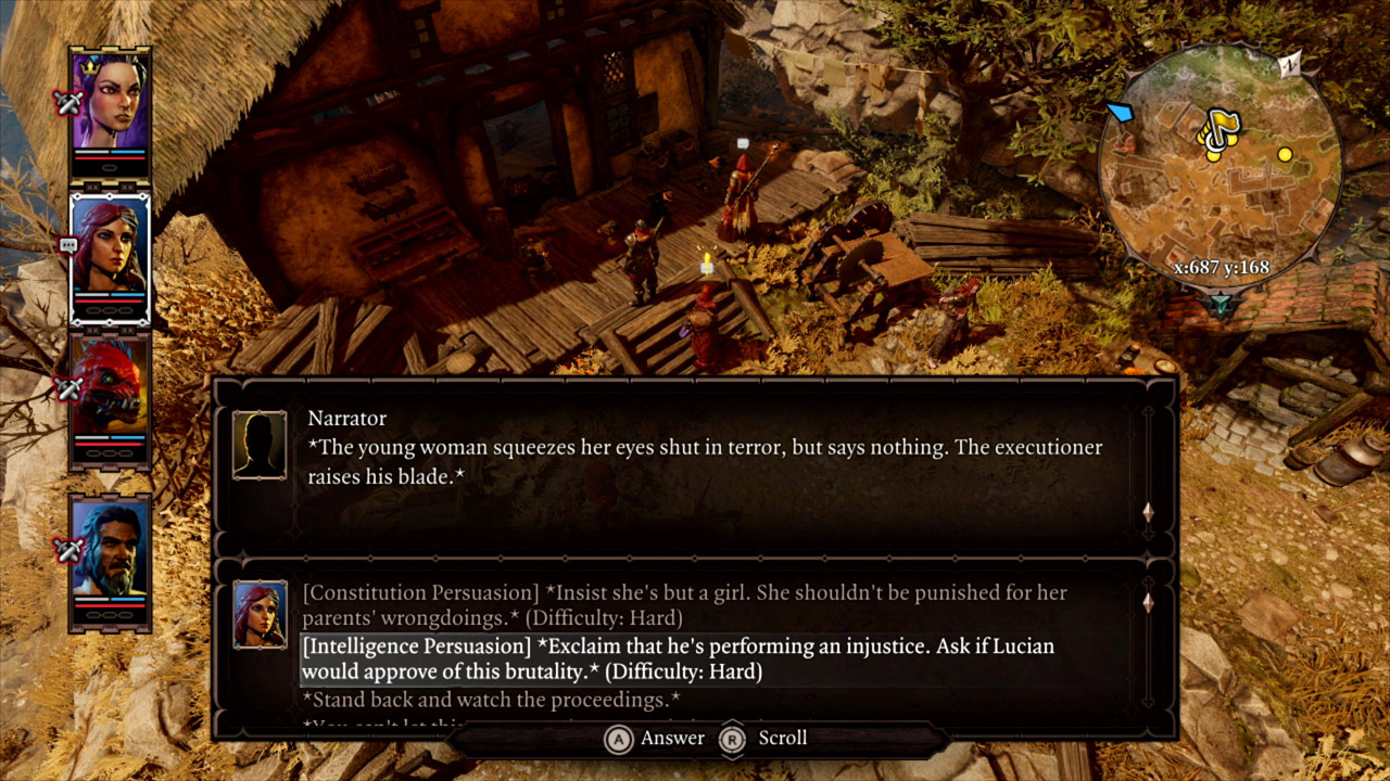 divinity: original sin 2 - definitive edition review (switch