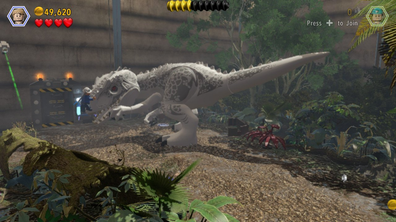 Review: LEGO Jurassic World - A Recooked Package That's ...