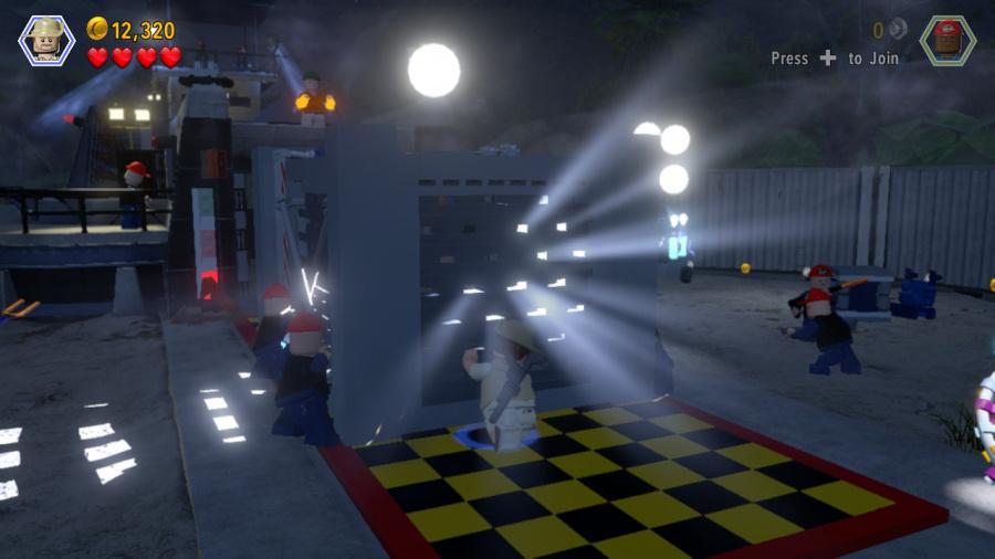 LEGO Jurassic World Review - Screenshot 2 of 3