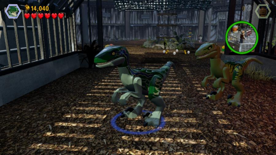 LEGO Jurassic World Review - Screenshot 1 of 3