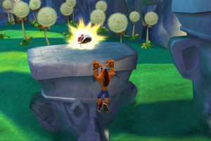 Crash: Mind over Mutant Screenshot