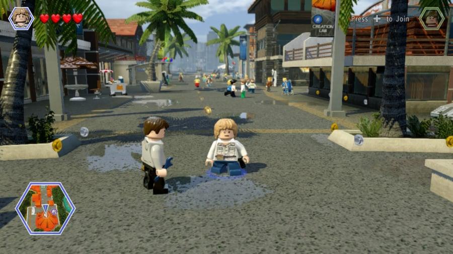 LEGO Jurassic World Review - Screenshot 3 of 3