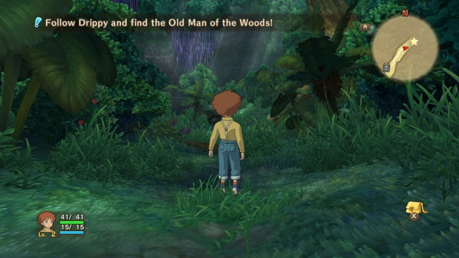 Ni no Kuni: Wrath of the White Witch Review - Screenshot 3 of 9