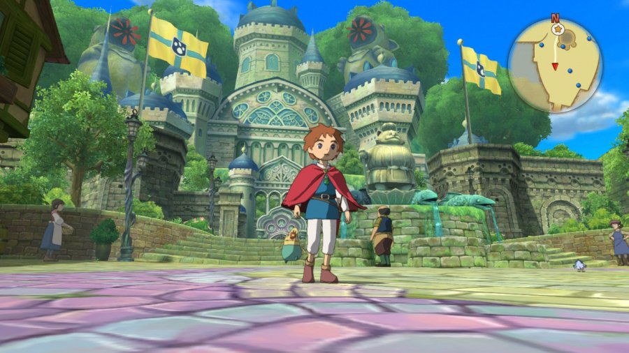 Ni no Kuni: Wrath of the White Witch Review - Screenshot 6 of 9