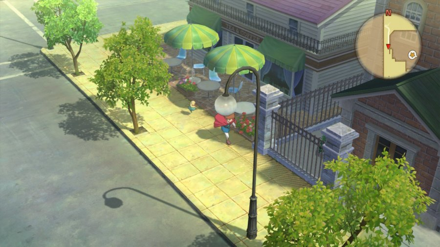 Ni no Kuni: Wrath of the White Witch Review - Screenshot 1 of 8