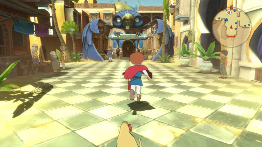 Ni no Kuni: Wrath of the White Witch Review - Screenshot 1 of 9
