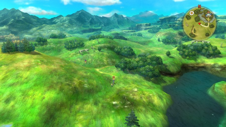 Ni no Kuni: Wrath of the White Witch Review - Screenshot 7 of 9