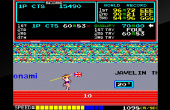 Arcade Archives Track & Field Review - Screenshot 3 of 9