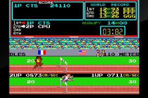 Arcade Archives Track & Field Screenshot