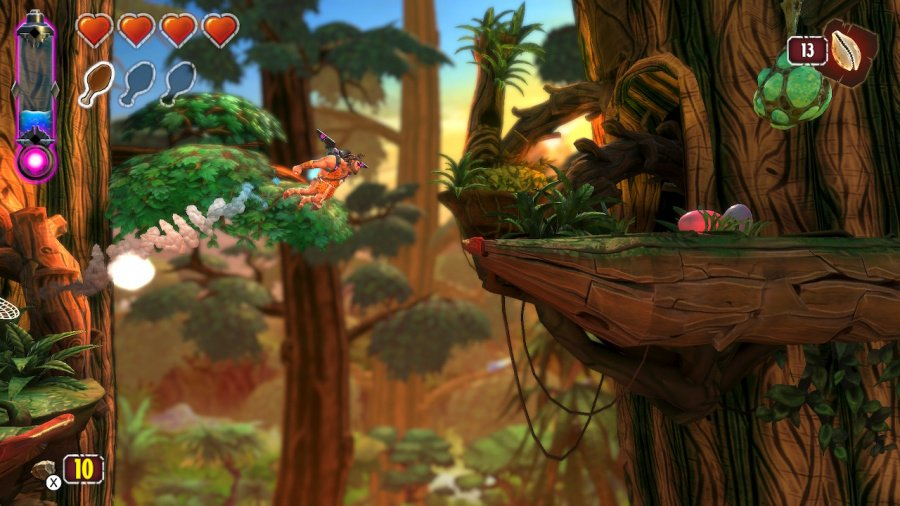 Jet Kave Adventure Review - Screenshot 1 of 4