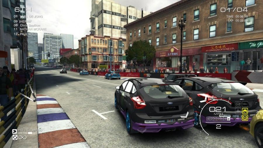 GRID Autosport Review - Screenshot 1 of 5