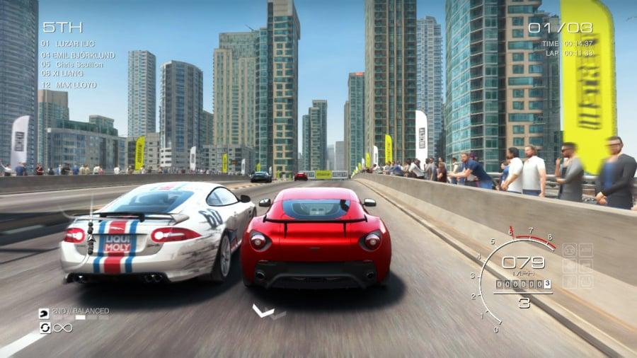 GRID Autosport Review - Screenshot 5 of 5