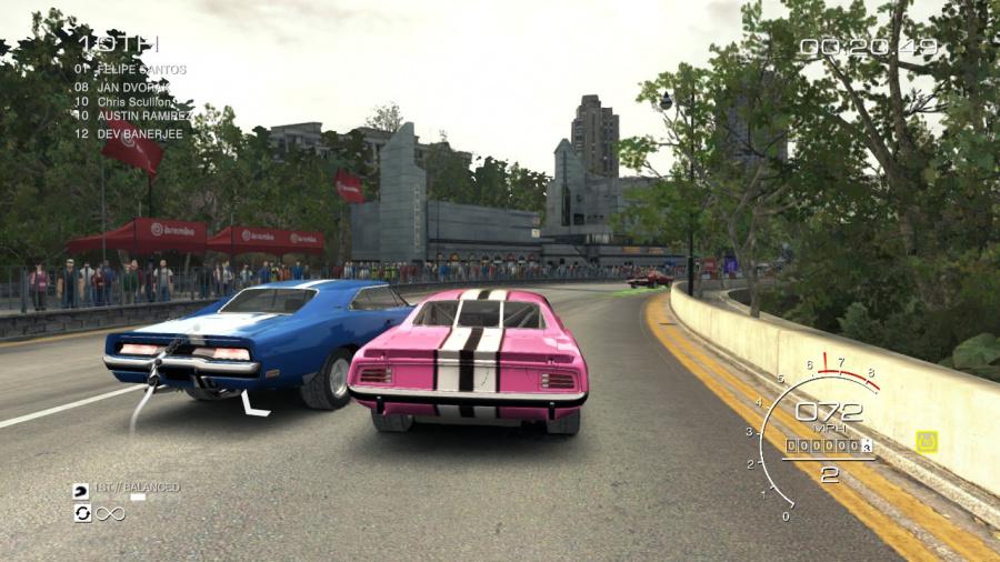 GRID Autosport Review - Screenshot 3 of 5
