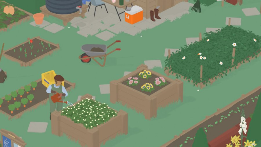 Untitled Goose Game Review - Screenshot 1 of 5