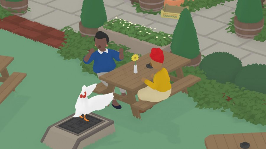 Untitled Goose Game Review - Screenshot 4 of 7