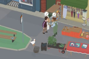 Untitled Goose Game Screenshot