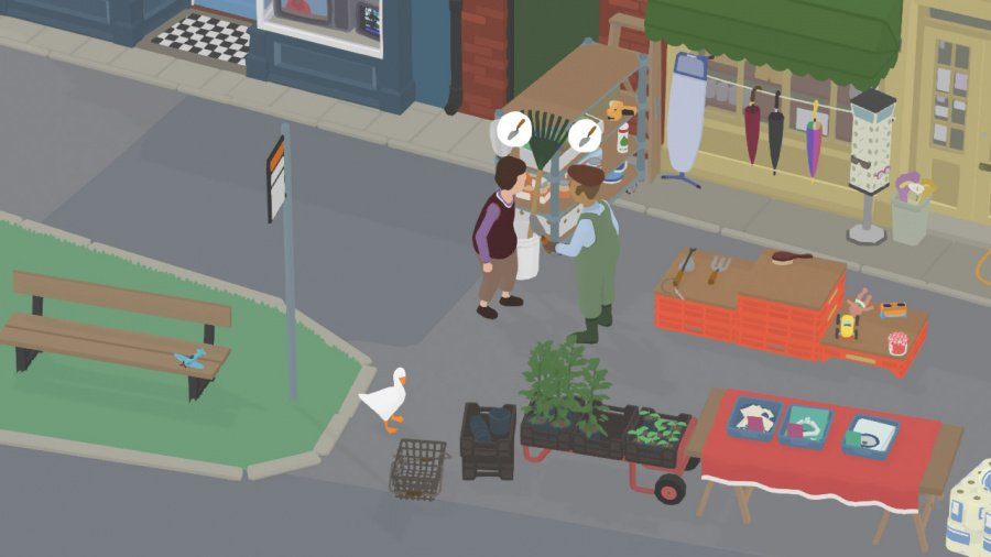 Untitled Goose Game Review - Screenshot 5 of 7