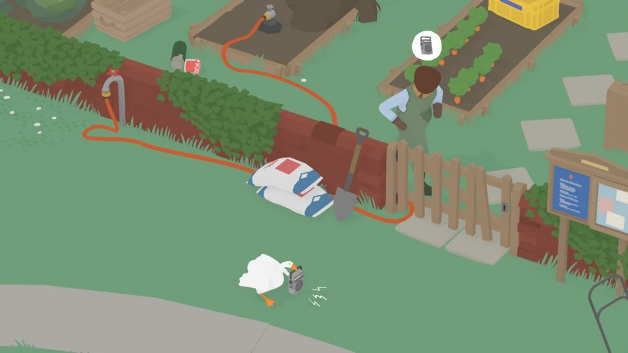 Untitled Goose Game Review - Screenshot 7 of 7