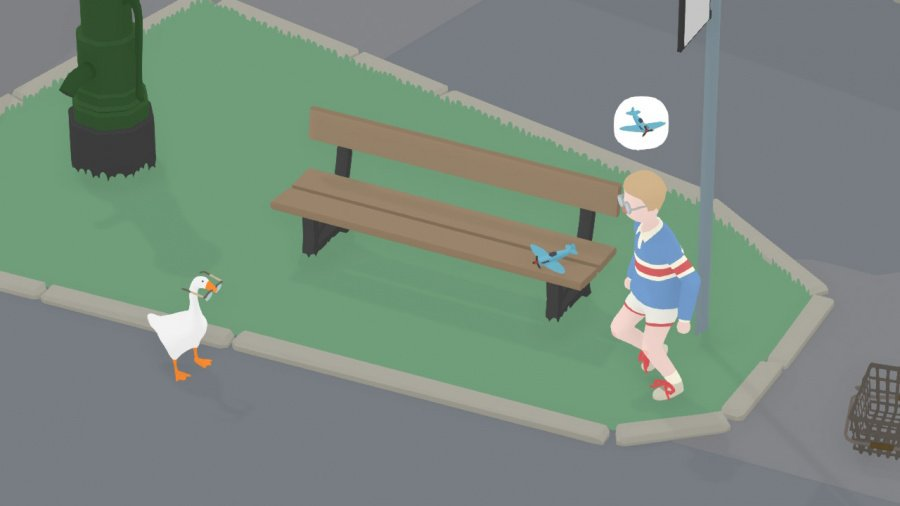 Untitled Goose Game Review - Screenshot 2 of 7