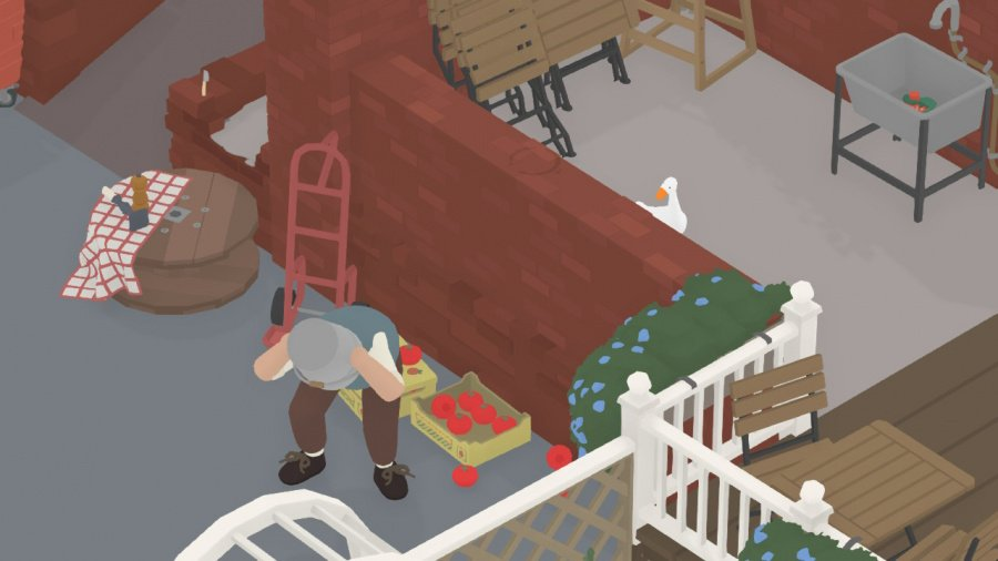 Untitled Goose Game Review - Screenshot 3 of 7